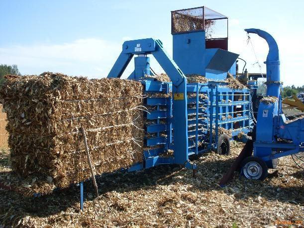 玉米秸秆收获